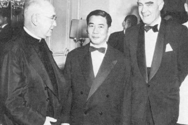 Hồng Y Francis Spellman và