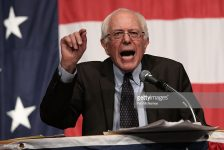 Thượng nghị sĩ XHCN Bernie Sanders thông báo tranh cử tổng thống Mỹ 2020