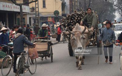 Hoài niệm về Hà Nội năm 1992
