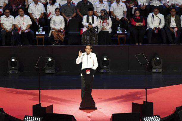 """Tổng thống Joko Widodo hiện thực hóa """"Tầm nhìn Indonesia"""""""