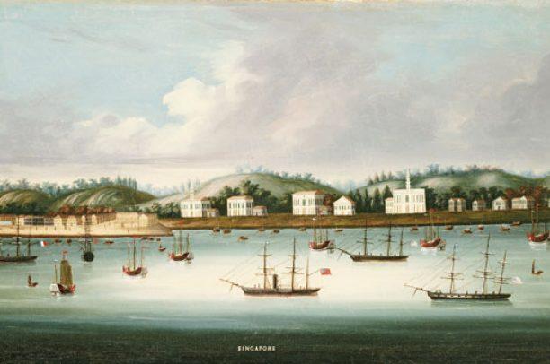 Gạo từ Sài Gòn: Người Hoa tại Singapore và công cuộc mậu dịch tại Sài Gòn trong thế kỷ 19