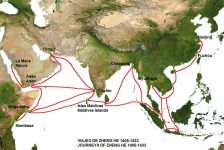 Biển Đông và các bãi san hô ngầm dưới triều đại nhà Minh và nhà Thanh: Trình độ hiểu biết địa dư và sự kiểm soát chính trị (Kỳ 2)