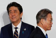 """Quan hệ Hàn Quốc – Nhật Bản thêm một lần """"chông chênh"""""""