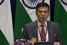 Ấn Độ phản ứng về hành vi của Trung Quốc ở Biển Đông