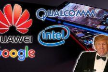 Sau Google, Intel và Qualcomm cũng tuyên bố cắt đứt quan hệ với Huawei