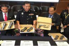 Cảnh sát Malaysia bắt 4 đối tượng lên kế hoạch tấn công khủng bố