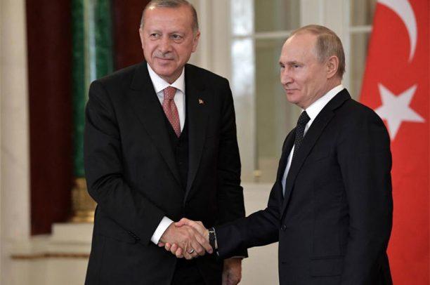 Mỹ khó ngăn nổi Thổ Nhĩ Kỳ quay sang Nga