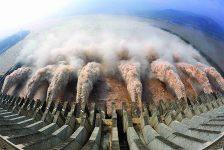 Đập thủy điện Tam Hiệp của Trung Quốc làm Trái Đất quay chậm lại