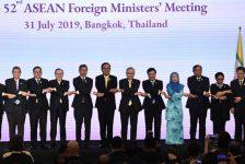 ASEAN ra tuyên bố chung về Biển Đông