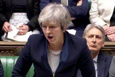 Kế hoạch Brexit bị quốc hội bác, Anh sắp rời EU trong hỗn loạn