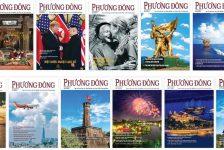 Phương Đông – tờ tạp chí rất trẻ, ấn tượng và đầy sức sống
