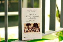 Ra mắt cuốn biên khảo 'Chính sách giáo dục tại Nam Kỳ cuối thế kỷ 19'