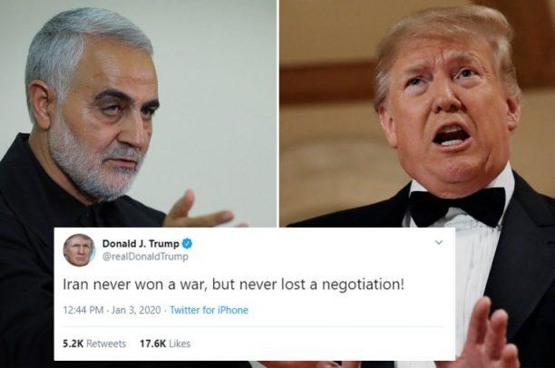 Xung đột Mỹ - Iran: lịch sử và dự báo