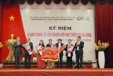 Kỷ niệm trọng thể 18 năm thành lập Viện Nghiên cứu Phát triển Phương Đông