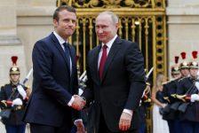 Liên hiệp Châu Âu có thể bị chia rẽ khi quan hệ Pháp – Nga có dấu hiệu nồng ấm hơn
