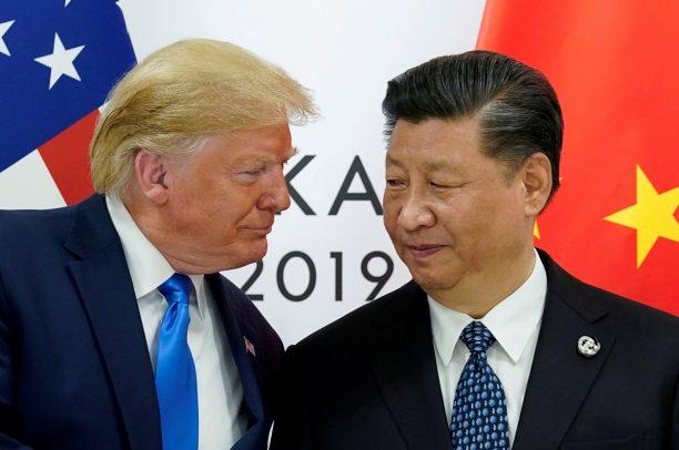 Quan hệ Mỹ - Trung đi về đâu thời Covid-19?