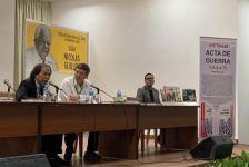 """Tiểu thuyết lịch sử """"Biên bản chiến tranh 1-2-3-4.75"""" được chào đón ở Cuba"""