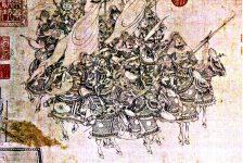 Tỵ nạn Trung Hoa tại An Nam và xứ Chàm cuối thời nhà Tống