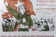 Điện văn của Hồ Chủ tịch và Trung ương Đảng gửi toàn thể cán bộ và chiến sĩ ở mặt trận Điện Biên Phủ
