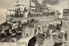 Đô đốc Jauréguiberry và sự chen lấn của Pháp để giành giật Bắc Kỳ, 1879-1883
