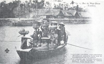 Cuộc sống của người dân Việt Nam đầu thế kỷ 20 qua bưu ảnh