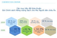 Chuyển đổi năng lượng tái tạo tại Việt Nam: Bài học từ Liên minh châu Âu