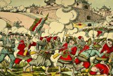 Quân Cờ Đen (Kỳ 3): Cuộc chiến tranh Trung – Pháp 1884-1885
