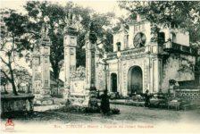 Trường Viễn đông Bác cổ Pháp với việc bảo vệ các Di tích lịch sử ở Hà Nội cuối thế kỷ 19 đầu thế kỷ 20