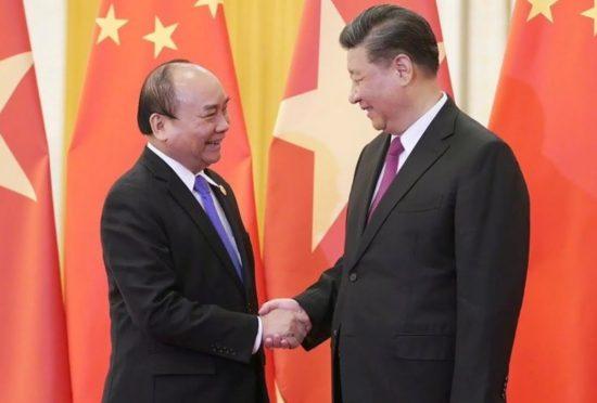 Quan hệ hữu nghị, hợp tác giữa Việt Nam và Trung Quốc tiếp tục được khẳng định