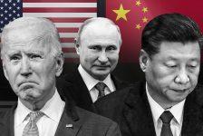 Tam giác Mỹ – Trung – Nga và trật tự quốc tế hiện nay